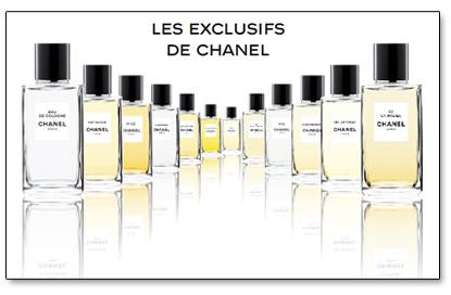 2ec978bd3fda Nouvel espace Chanel dédié aux Exclusifs aux Galeries Lafayette - Auparfum