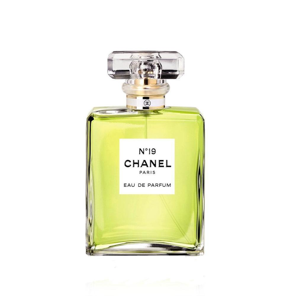 parfum chanel chanel n 19 auparfum. Black Bedroom Furniture Sets. Home Design Ideas