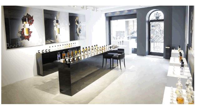 Dior offre une boutique sa collection priv e auparfum - La maison du danemark boutique ...