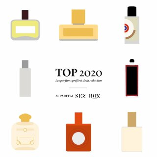 Parfums : le top 2020 de la rédaction